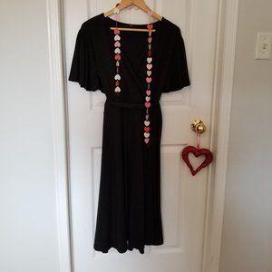 Long Black Summer Dress